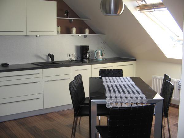 Galeria zdjęć  moja kuchnia na poddaszu  zdjęcie nr 1   -> Kuchnie Na Poddaszu Z Jadalnia