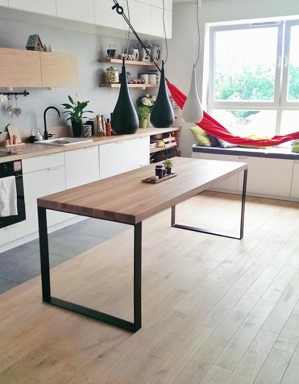 Skandynawski styl w kuchni