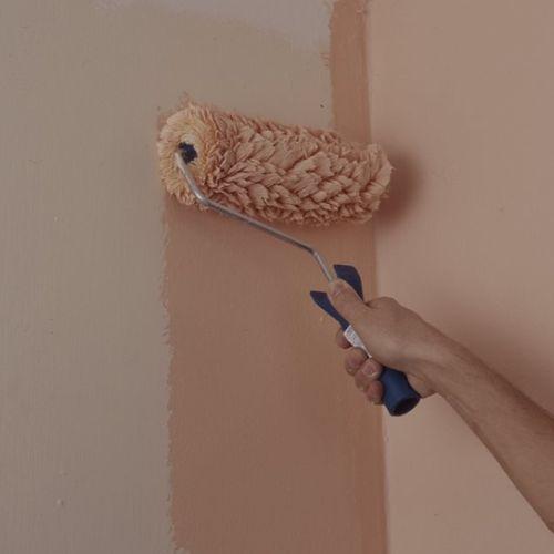 Czym malować ściany: wybieramy pędzle i wałki do malowania
