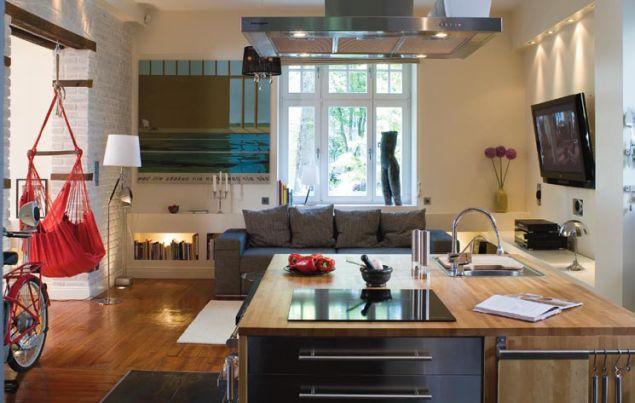 Kuchnia frontem do gości. 15 pomysłów na urządzenie otwartej kuchni