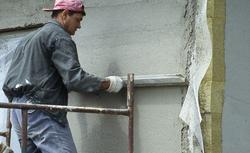 Ocieplanie ścian podczas niesprzyjającej pogody
