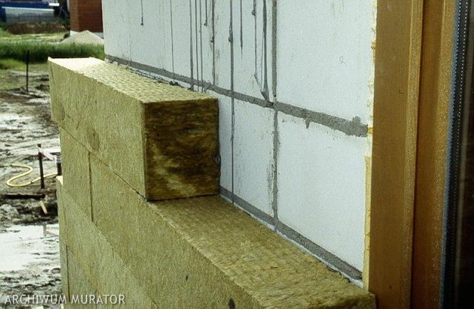 Ocieplenie domu płytami lamelowymi z wełny mineralnej