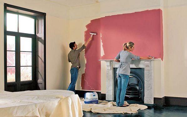 Malowanie - pędzlem, wałkiem i nie tylko