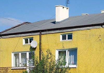 Naprawa dachu - jak kryć papą stary dach?