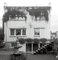 Przebudowa domu kostki - przed