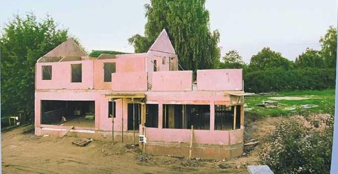 Domy z prefabrykatów betonowych