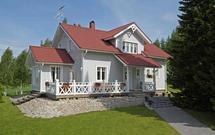 Zalety fińskich domków modułowych. Jak buduje się fińskie domy szkieletowe z prefabrykatów