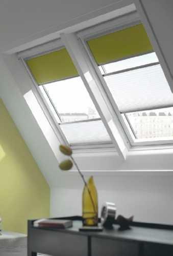 Zespolenie okien dachowych
