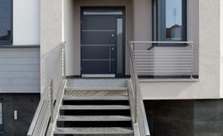 Przebudowa wejścia do domu - zmiany od frontu