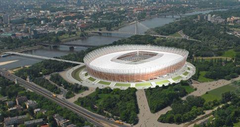 Największe budowy w Polsce, czyli Stadion Narodowy. Już za kilka miesięcy w Warszawie wielka premiera