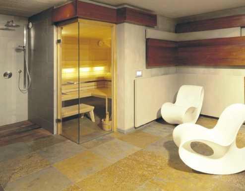 Wentylacja sauny