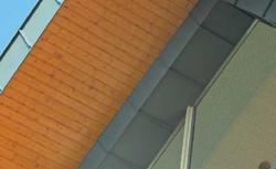 Pod okapem dachu. Podbitka PCV czy podbitka drewniana?