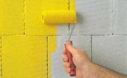 Prace malarskie. Malowanie ścian i sufitów