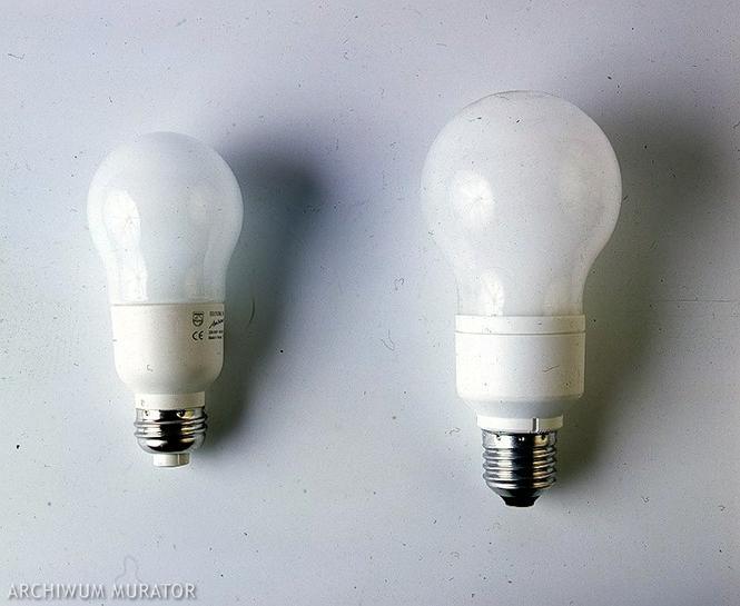 Żarówki energooszczędne