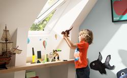 Jak urządzić pokój dziecka na poddaszu?