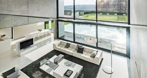 Beton architektoniczny. Pomysły na wnętrza z betonem w industrialnym stylu