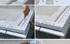 Montaż systemowych profili okapowych do konstrukcji balkonu