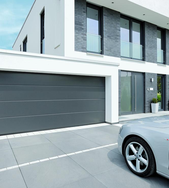 Wzmocnienia w bramach garażowych
