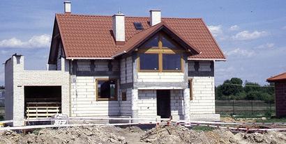 Co zrobić, gdy dom został wybudowany niezgodnie z projektem budowlanym?