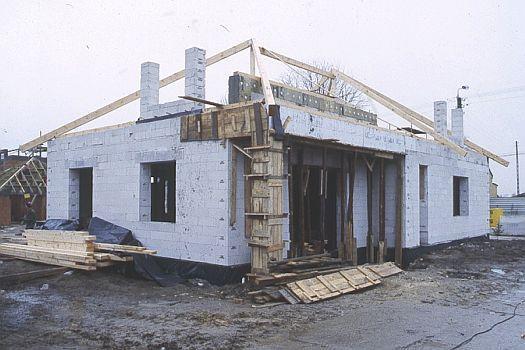 Materiały na ciepły dom - beton komórkowy