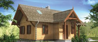 Najlepsze projekty domów drewnianych. Czy warto zdecydować się na budowę domu z drewna?
