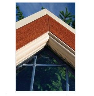 Sprytna imitacja okienna