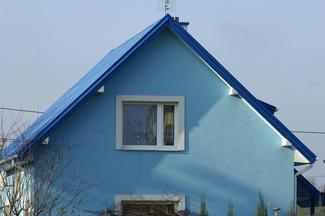 Domy jak malowane