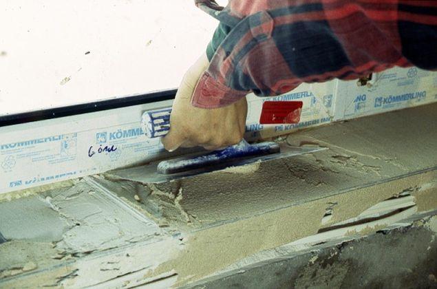 Czym wykończyć ściany wewnątrz domu: osadzanie parapetów