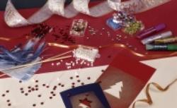 Kartki świąteczne - ZRÓB TO SAM