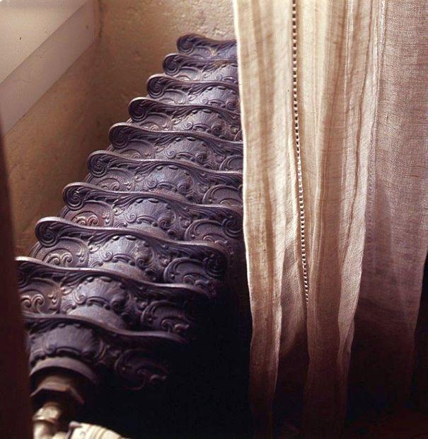 Grzejnik żeliwny