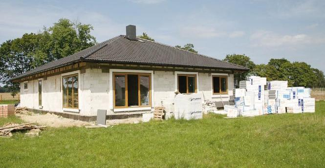 Dom ogrzewany prądem. Koszt ogrzewania - 190 zł miesięcznie