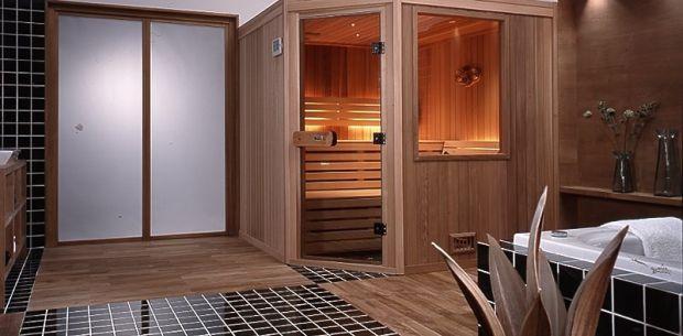 Sauna w domu jednorodzinnym
